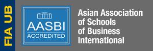akreditasi internasional FIA UB